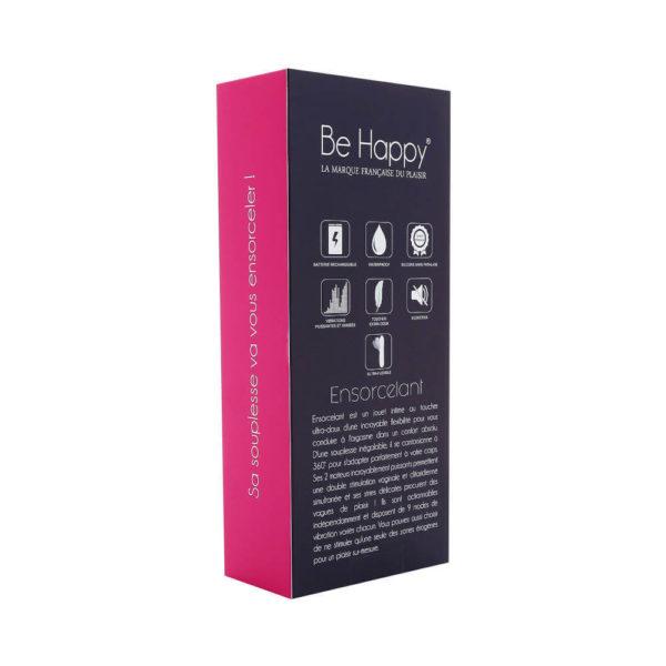 Vibromasseur Ensorcelant - rose - boîte dos