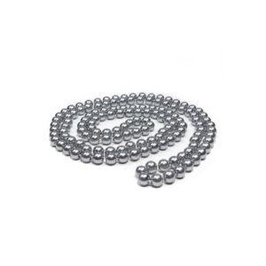 Collier de massage en perles noires