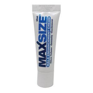 Crème d'érection Max Size (10 ml)