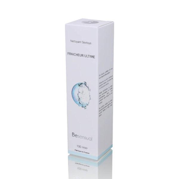 Nettoyant Sextoys FRAÎCHEUR ULTIME - packaging