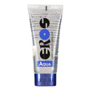 Lubrifiant à base d'eau Aqua (100 ml)