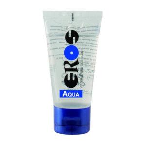 Lubrifiant à base d'eau Aqua (50 ml)