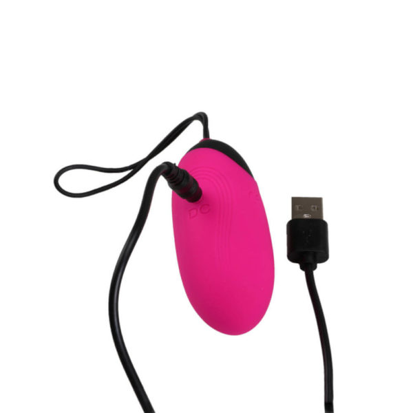 Oeuf vibrant Emprise M - recharge par câble USB