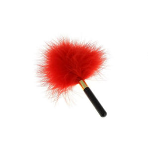 Plumeau Élégant - rouge