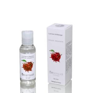 Lubrifiant & Massage (50 ml) - Cerise ardente