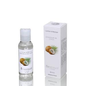 Lubrifiant & Massage (50 ml) - Douceur de coco