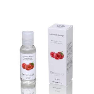 Lubrifiant & Massage (50 ml) - Framboise gourmande
