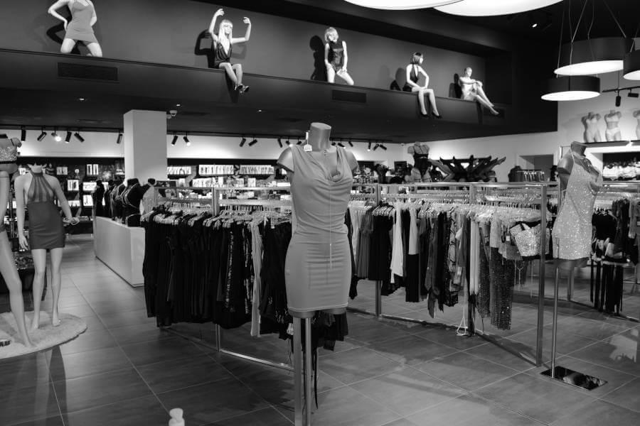 Boutique - Noir & Blanc