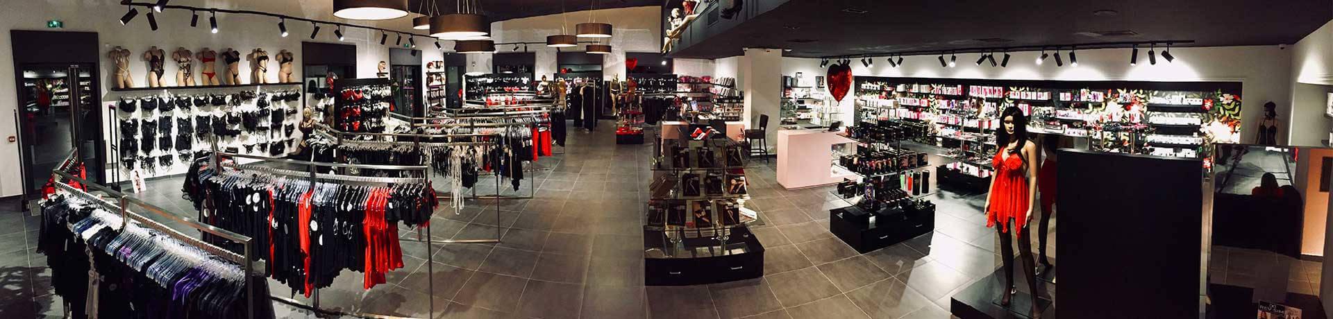 Boutique - panorama