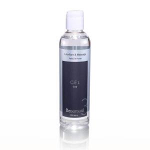 Lubrifiant & Massage silicone - n°3 Gel - 250ml